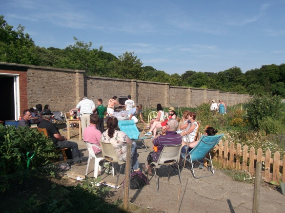 Community gardening at it's tastiest